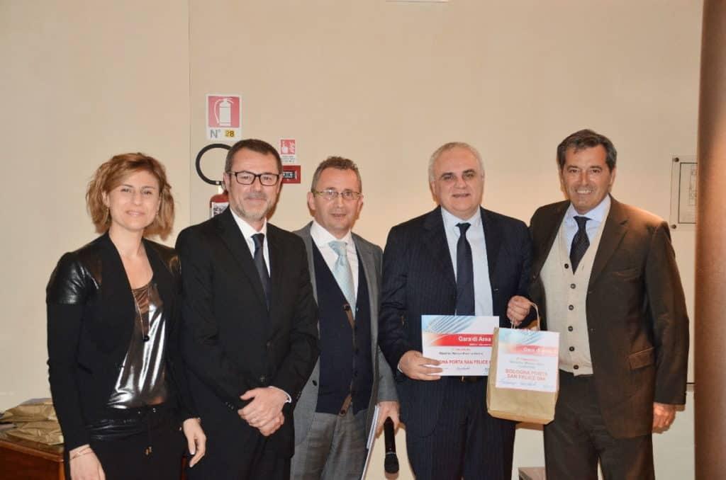 Famiglia Lambertini - Vittoria Assicurazioni Bologna