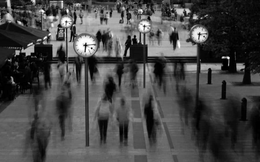 canary_wharf__rush_hour_by_morris_photograms